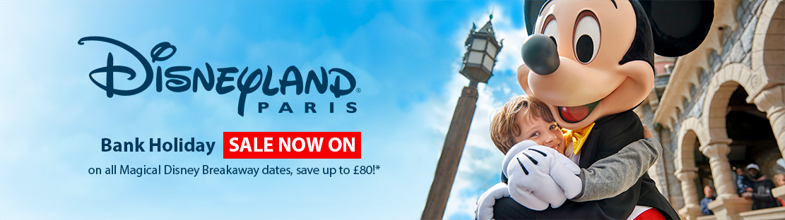 Disneyland Paris Sale