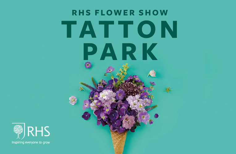 RHS Flower Show at Tatton Park