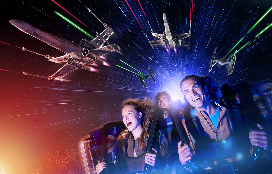 Star Wars: Hyperspace Mountain