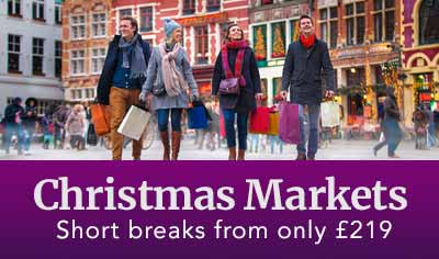 Christmas Market Short Breaks