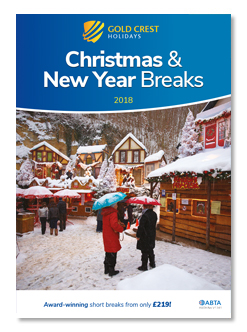Christmas Markets and New Year Brochure 2018
