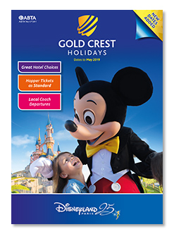 Disneyland Paris Brochure 2018