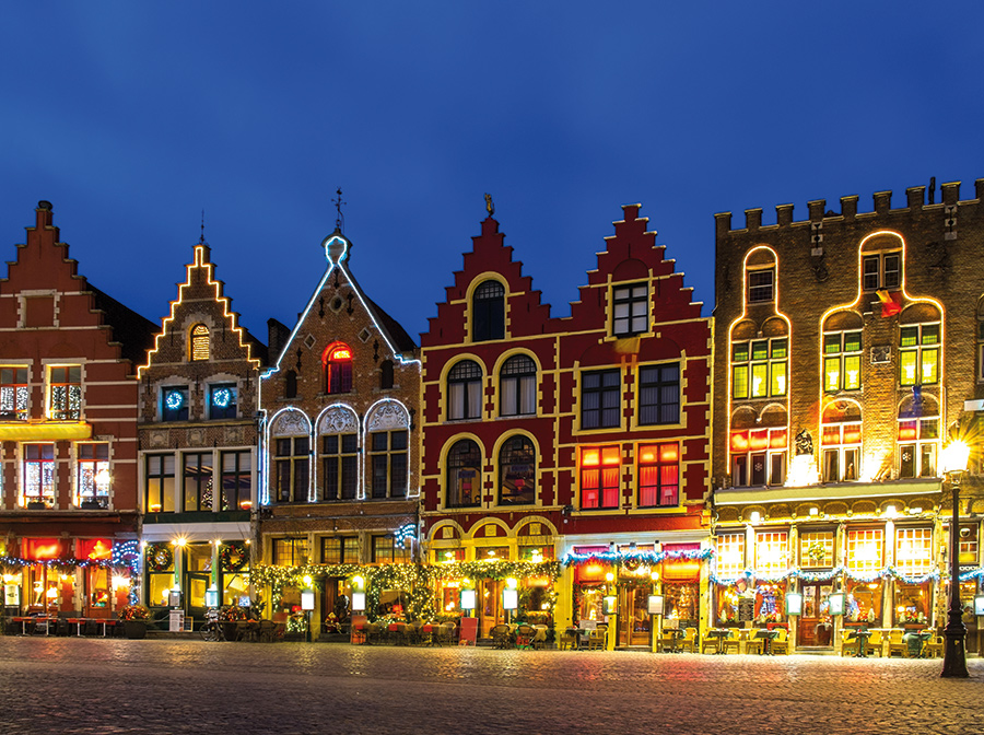 Bruges And Valkenburg Christmas Markets Festive Breaks