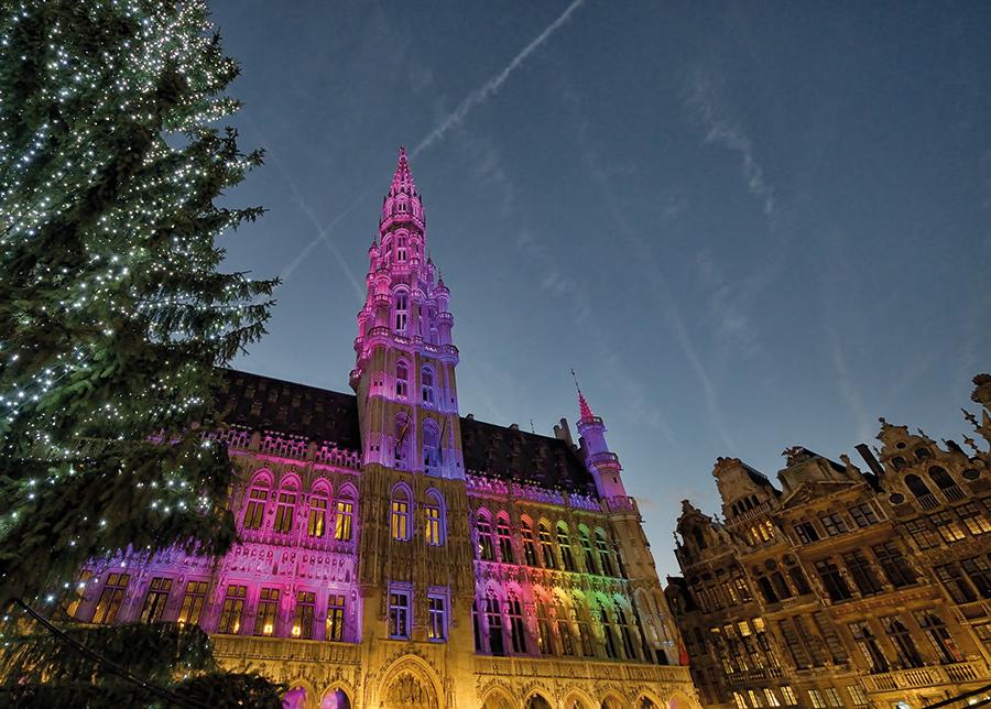 Brussels Bruges Amp Antwerp Christmas Markets Short