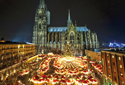 Cologne & Merode Castle Christmas Markets