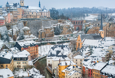 Four Star Luxembourg & Trier Christmas Markets