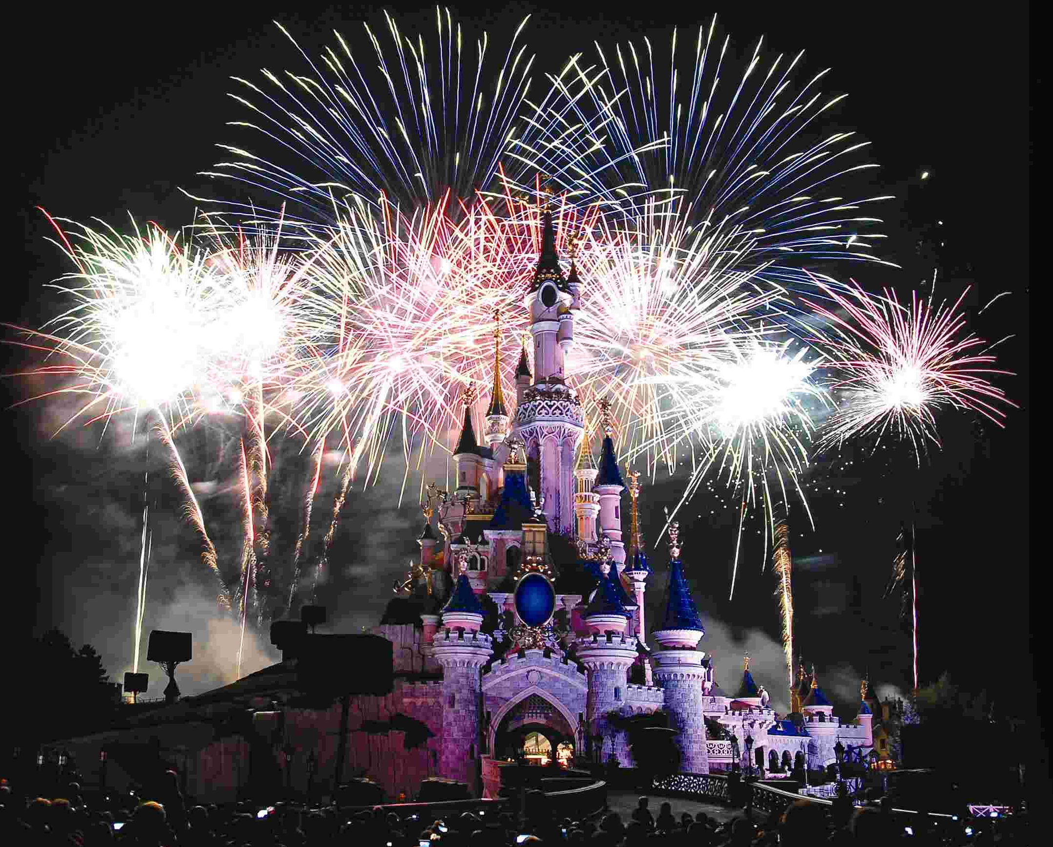 new year in disneyland paris by coach short breaks by coach