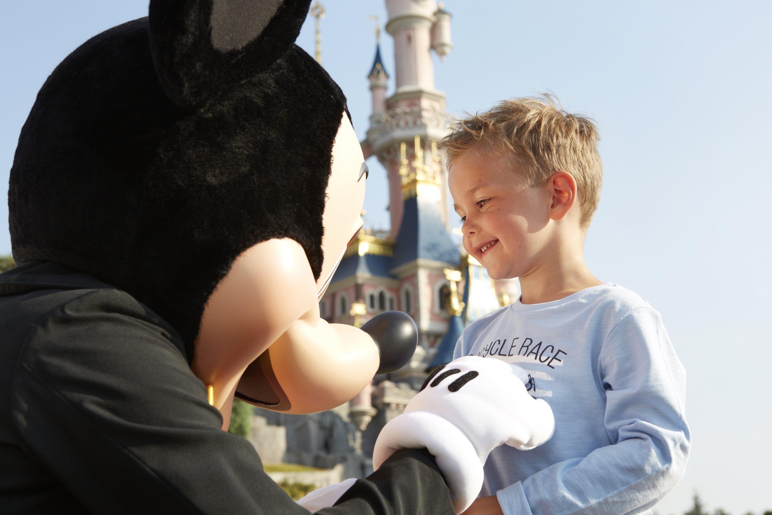 Disneyland Paris Family Holiday