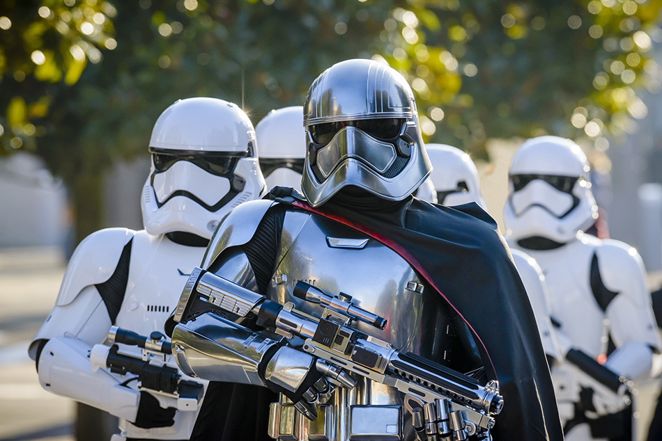 First Order March - Disney Season of the Force