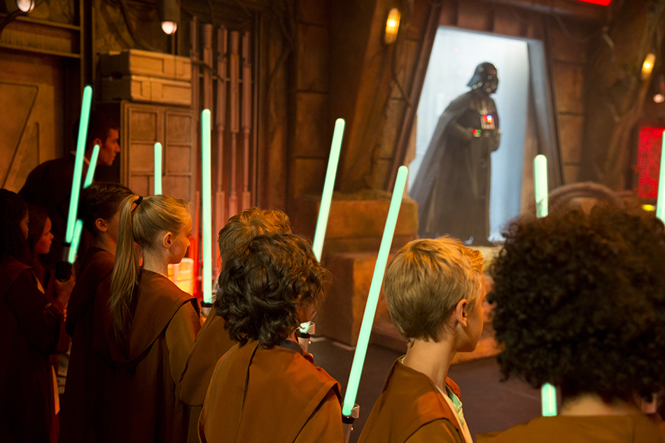 Jedi Training Academy - Disney's Season of the Force