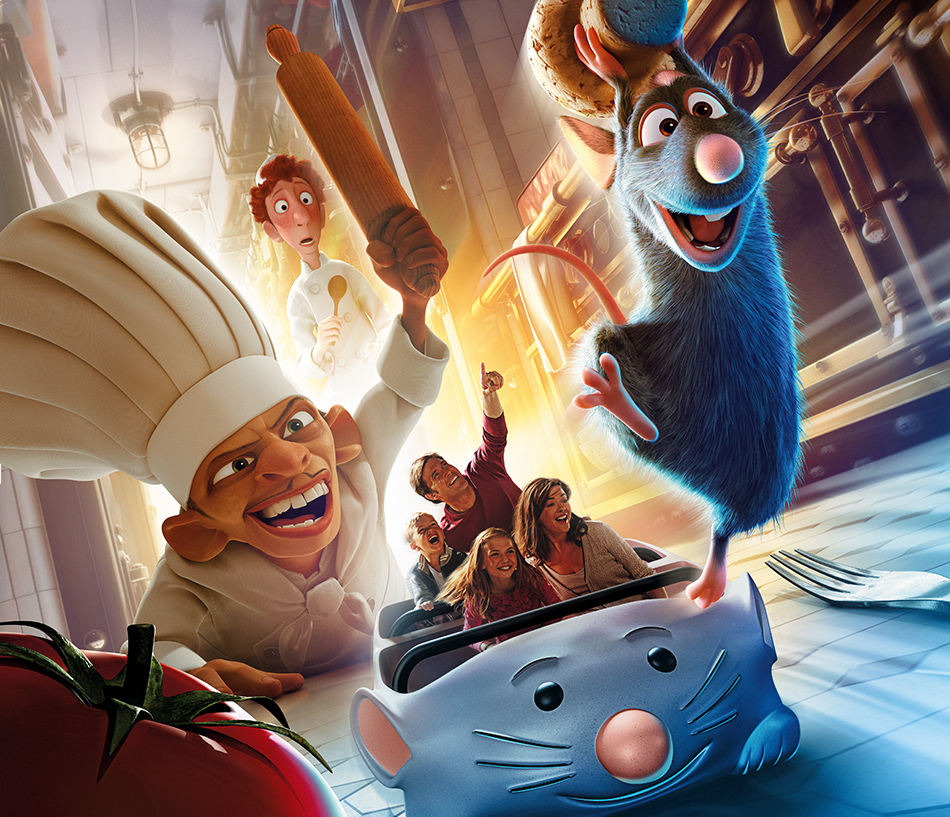 Ratatouille The Adventure