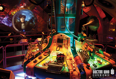 The Doctor Who Experience and Cardiff