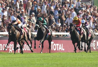 Prix de l'Arc de Triomphe Horse Racing Breaks