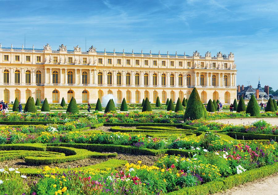 Paris and versailles coach holidays short breaks coach trips for Jardin de versalles
