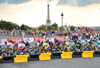 Tour de France Cycle Race Holidays