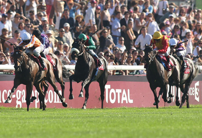 The Arc and Paris Horse Racing